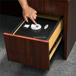 barska top opening safe