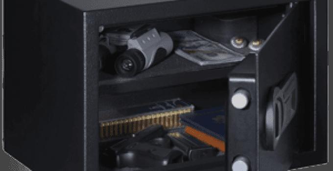 stack on fingerprint safe