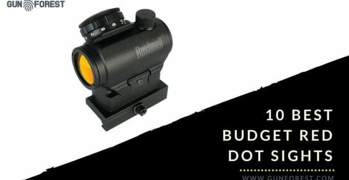 10 Best Budget Red Dot Sights