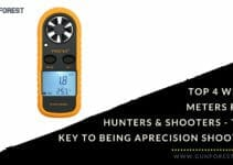 Top 4 Wind Meters for Hunters and Shooters