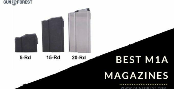 best m14 m1a magazines