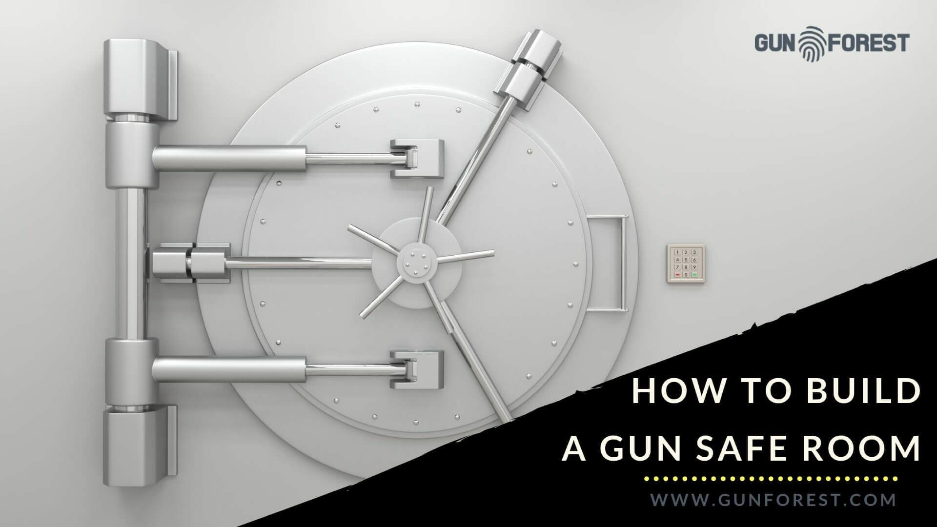 Walk In Gun Safe