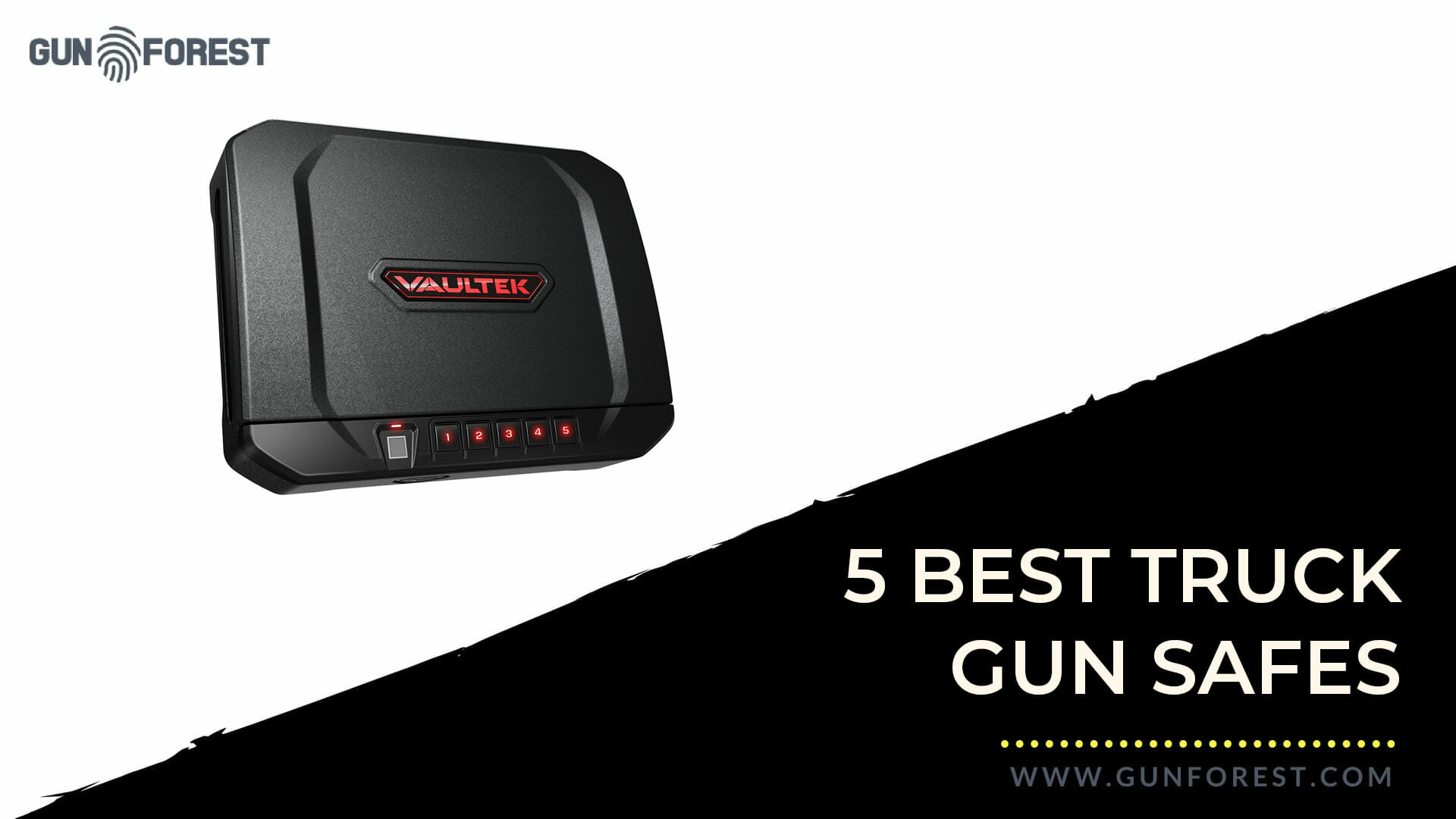 The 5 Best Truck Gun Safes