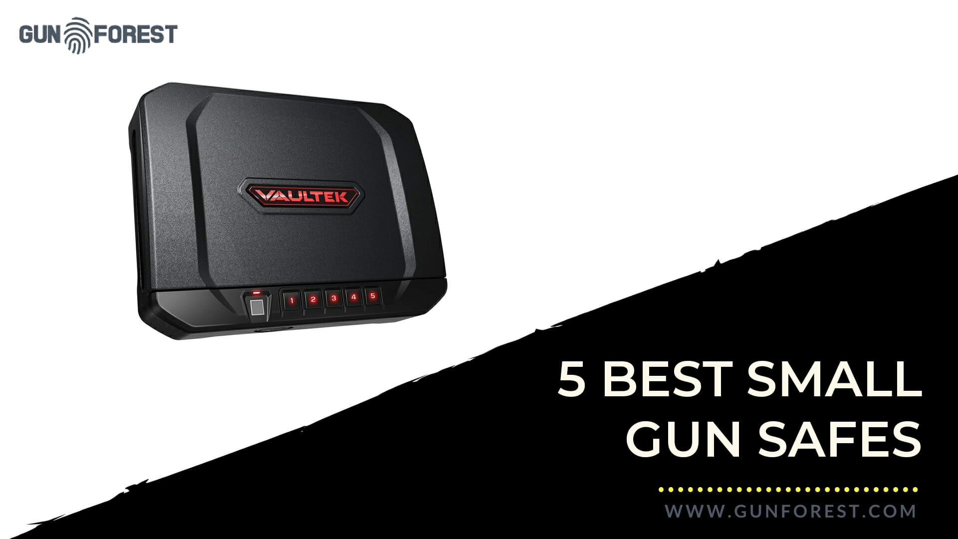 Best Small Gun Safes
