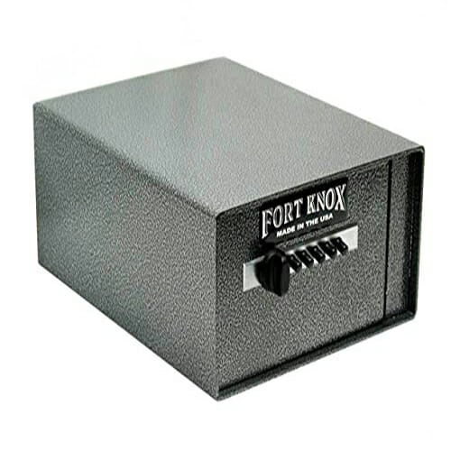 Fort Knox Personal Handgun Safe PB4