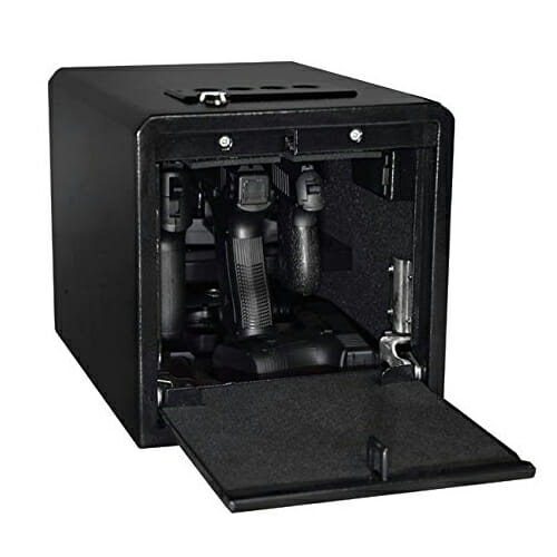 Stealth Handgun Hanger Safe Quick Access