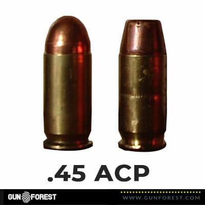 .45 ACP Bullet