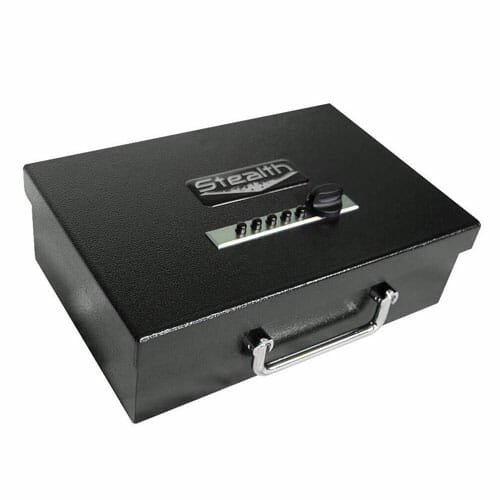 Stealth Portable Handgun Safe PS1210EZ